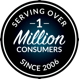 Serving Over 1 Million Consumers Since 2006